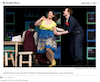 Jenufa with Opera Slavica in New York, photo from The New York Times Review